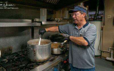 Cajun cooking class with Spuddy: Real Cajun gumbo recipe