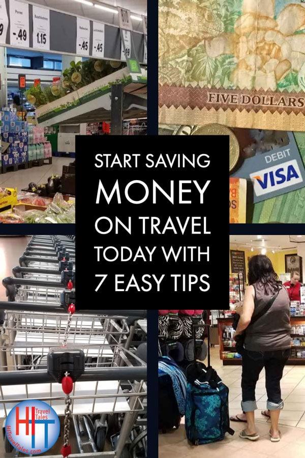 Save Money When Traveling Internationally