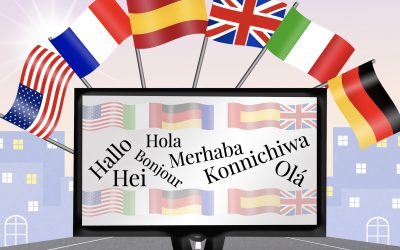 Start to learn languages – Top language learning apps and websites