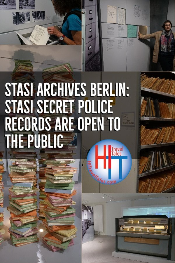 Stasi Archives Now Open