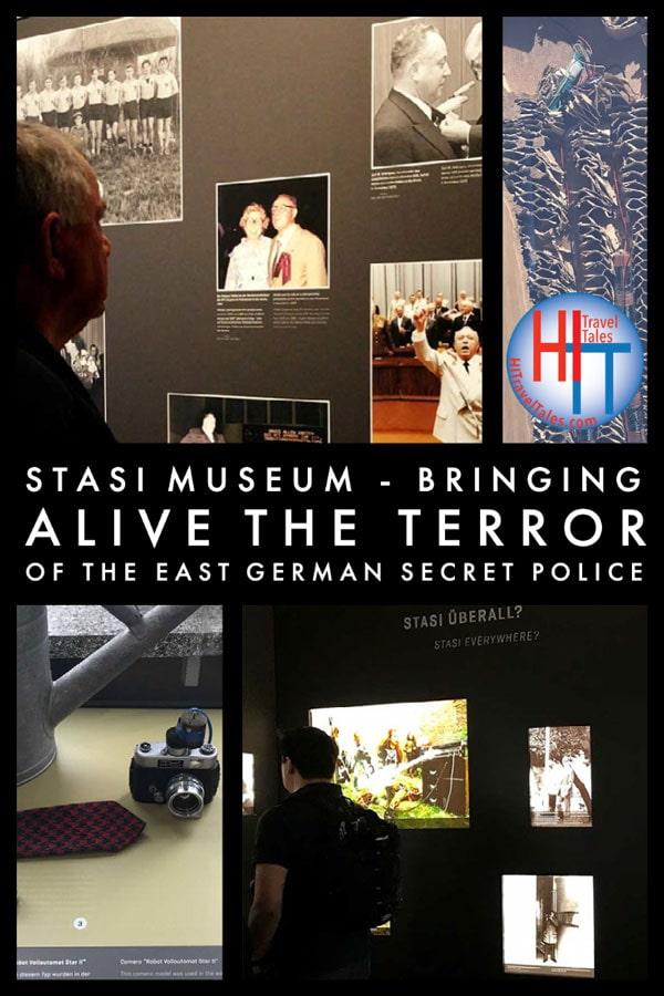 Stasi Museum Berlin Germany