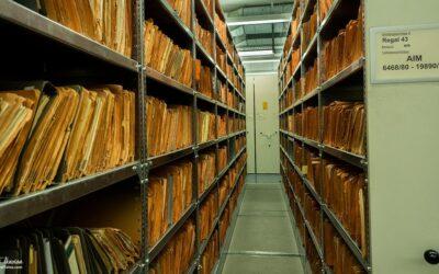 Stasi archives Berlin – Stash of secret police records now open
