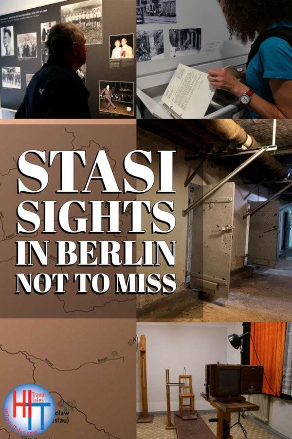 Stasi Sights In Berlin