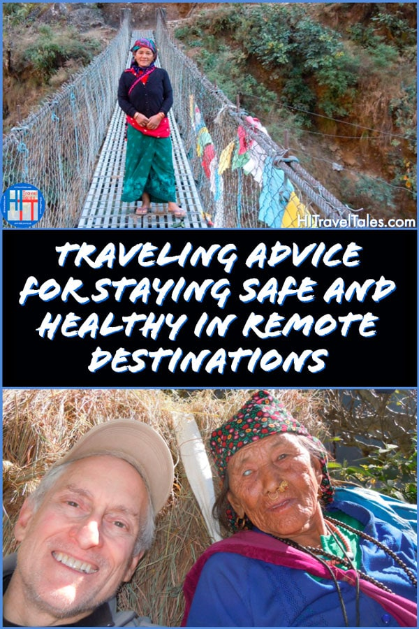 Travel safe and healthy.