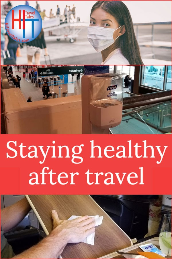 Staying Healthy After Travel