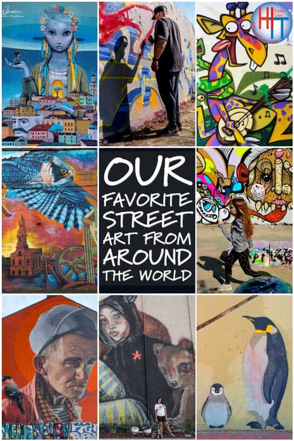 Favorite street art from around the world
