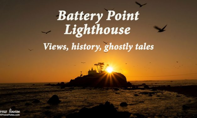 Battery Point Lighthouse – views, history, ghostly tales