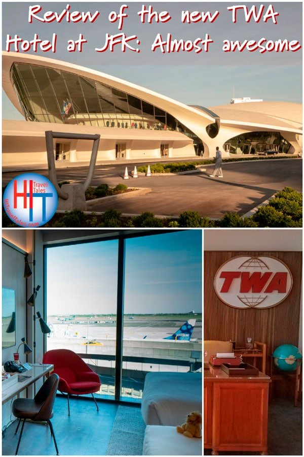 TWA Hotel Almost Awesome