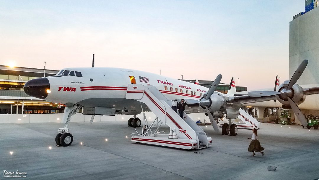 TWA Hotel Connie Jet