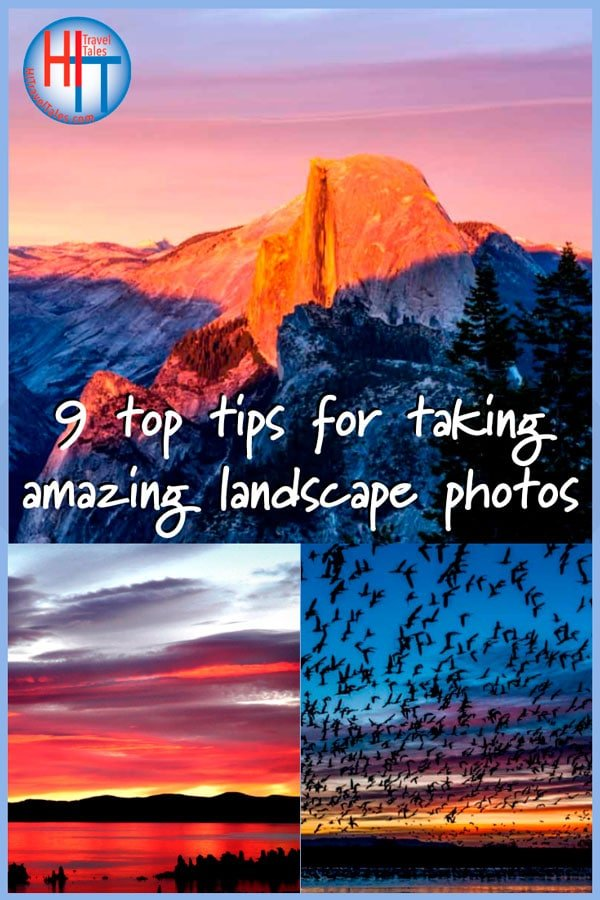 Take Better Landscape Photos