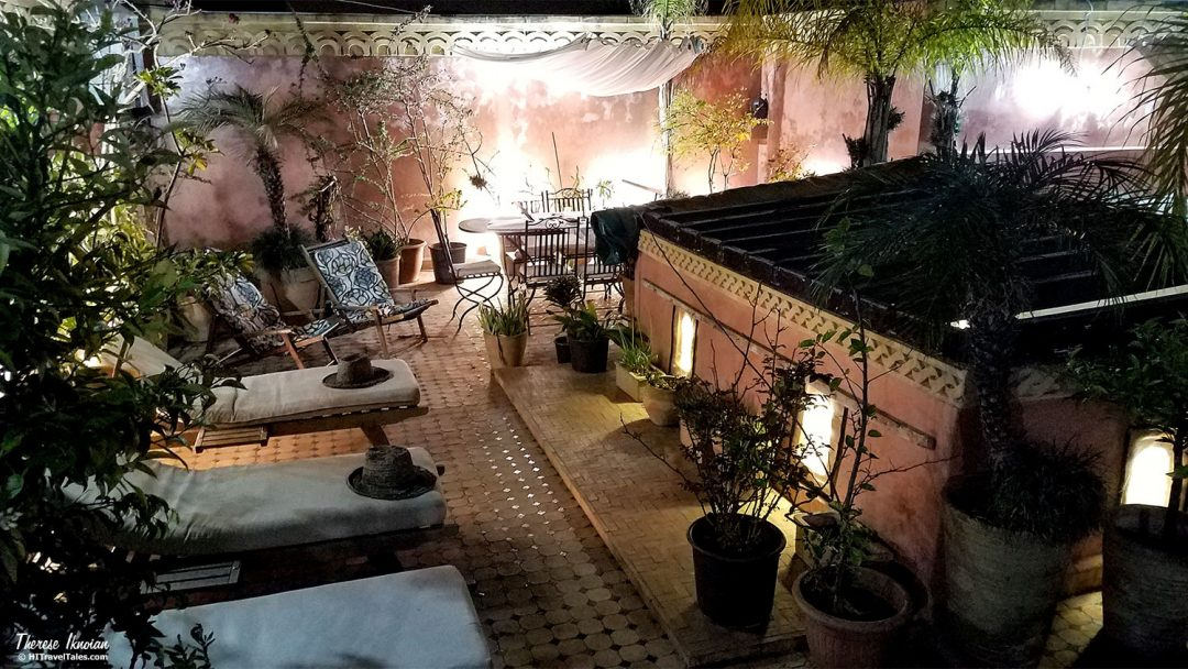 The best Riads In Rabat The Repose rooftop terrace