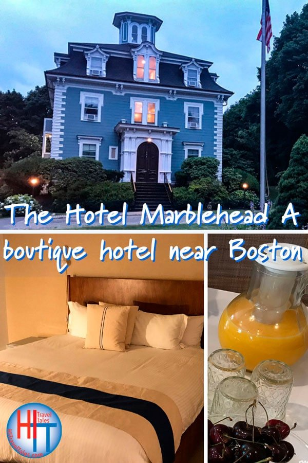 The Hotel Marblehead Pin