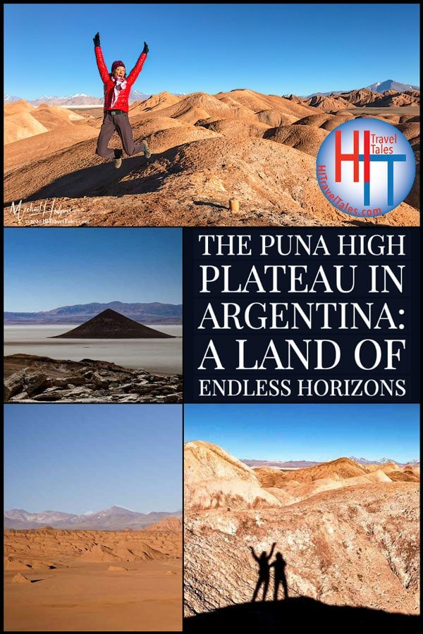 The Puna High Plateau In Argentina A Land Of Endless Horizons