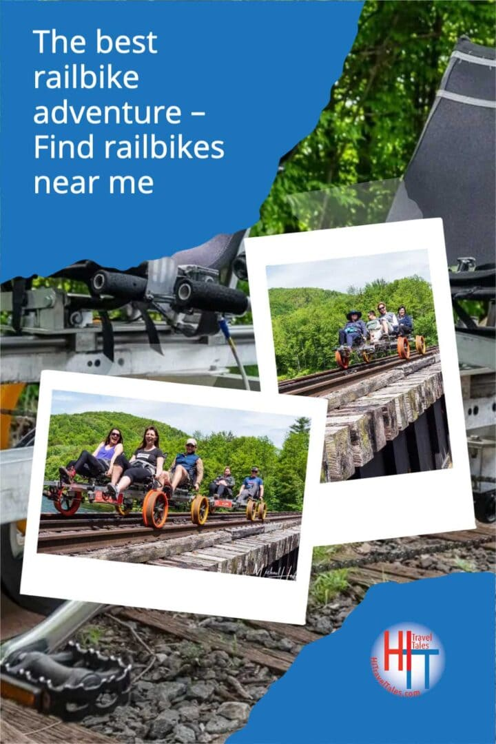 The Best Railbike Adventure Find Railbikes Near Me