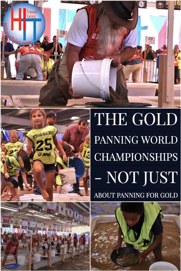 The Gold Panning World Championships Not Just About Panning For Gold