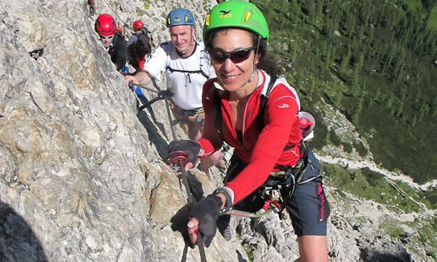 Ultimate Dolomites Adventure – Via Ferrata Tridentina