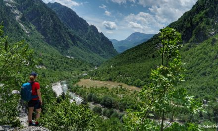 Hiking and relaxing in Theth Albania