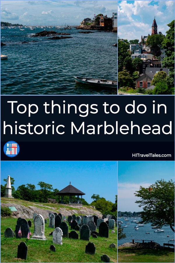 Things to do in Marblehead.