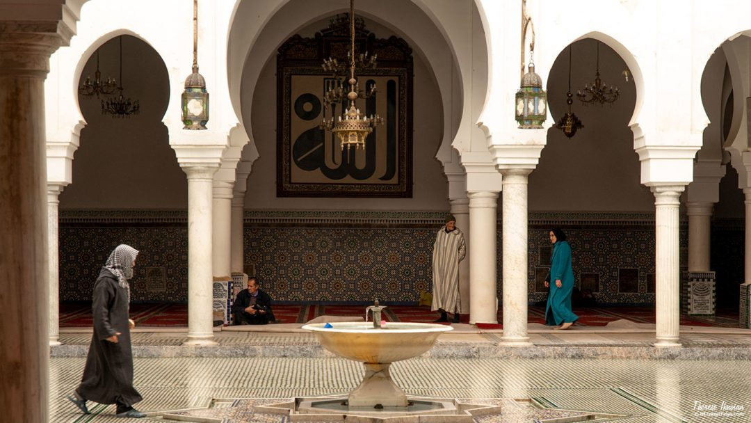 Is Morocco safe? This Is Morocco - inside a mosque.