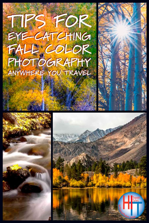 Tips For Eye Catching Fall Color Photography