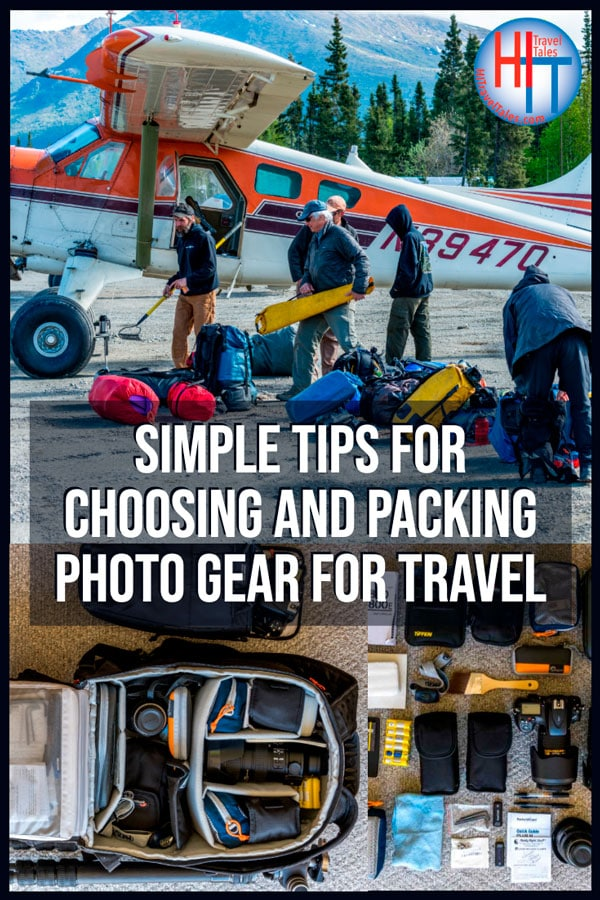 Tips For Packing Photo Gear