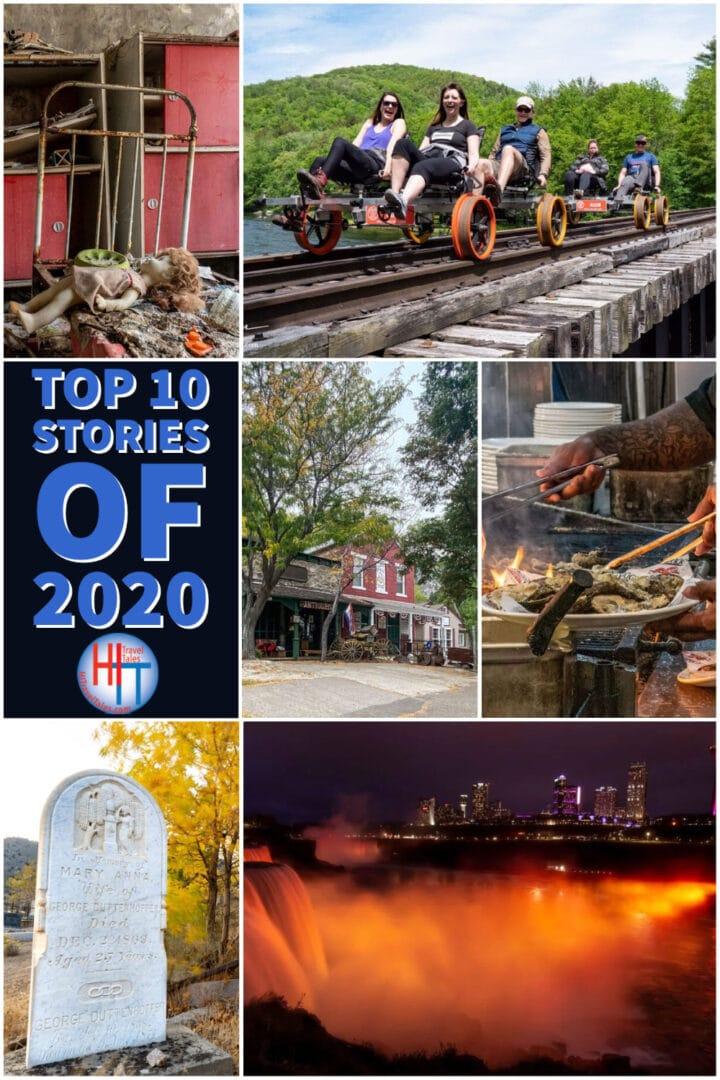 Top 10 Stories Of 2020 HI Travel Tales