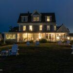 Ocean views & luxury at Topside Inn: best hotel in Boothbay Harbor