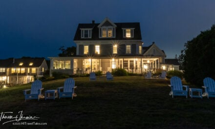Ocean views & luxury at Topside Inn: best hotel in Boothbay Harbor