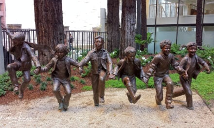 Discover San Francisco secret gardens, rooftop parks and open spaces