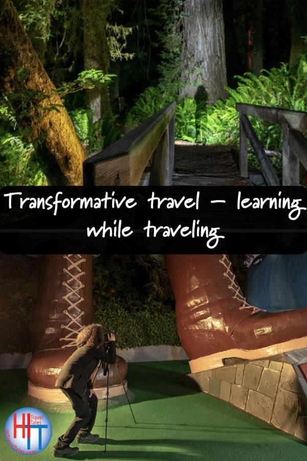Transformative Travel Essay