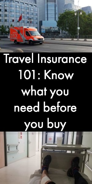 Travel Insurance 101 Skyscraper