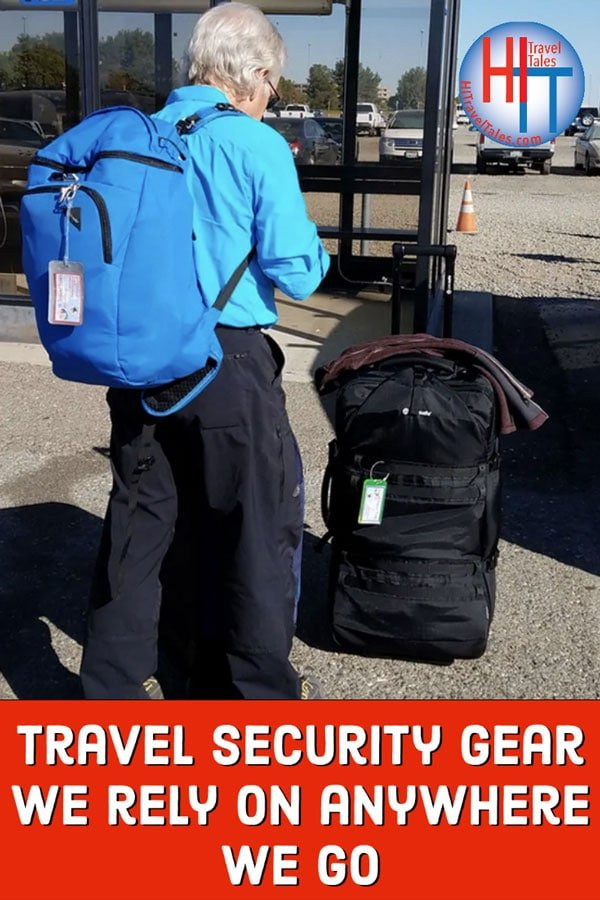 Travel Security Gear We Rely On