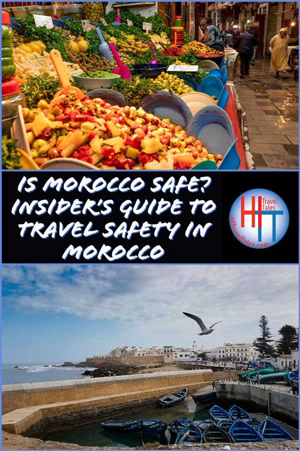 Travel Safety In Morocco