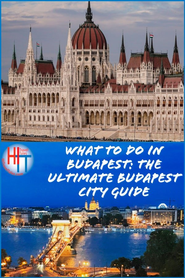 Ultimate Budapest City Guide