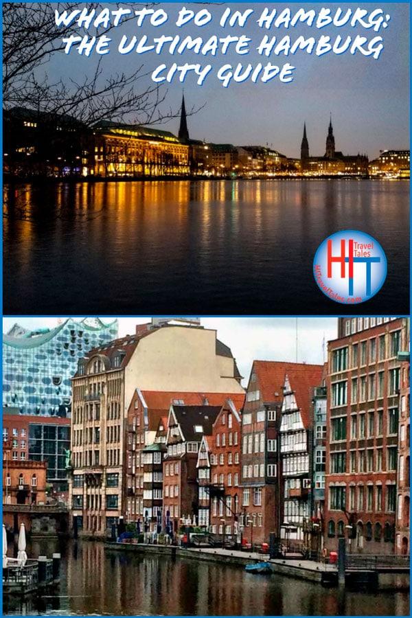 Ultimate Hamburg City Guide