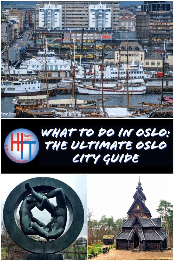 Ultimate Oslo City Guide