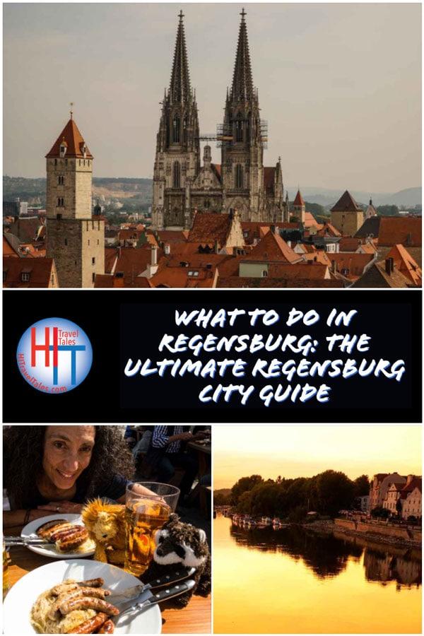 Ultimate Regensburg City Guide
