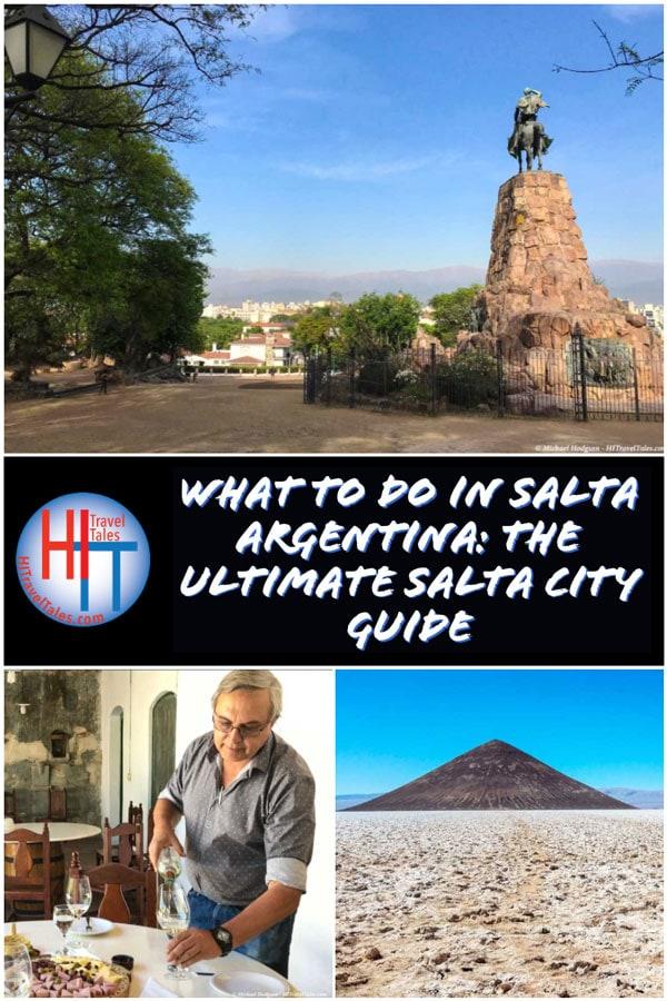 Ultimate Salta Argentina City Guide