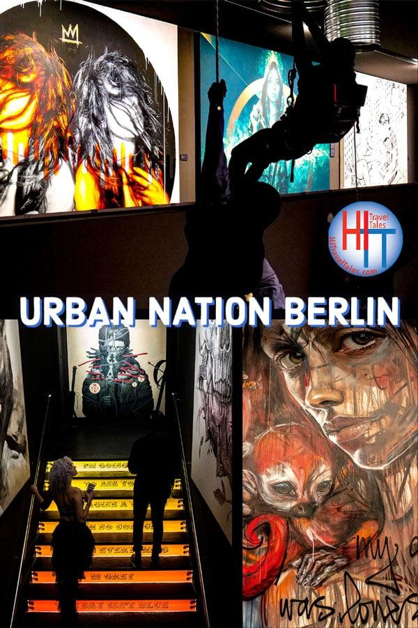 Urban Nation Berlin Street Art Museum