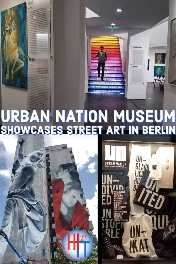 Urban Nation Museum Showcases Street Art In Berlin