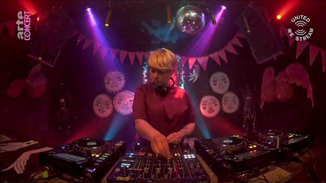 Virtual Travel DJ Sets Berlin Livestream