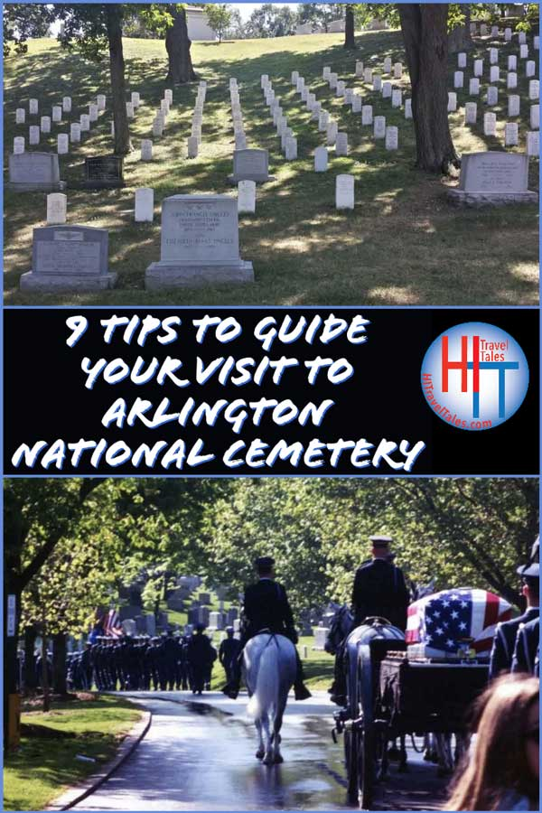 Visit Arlington National Cemetery