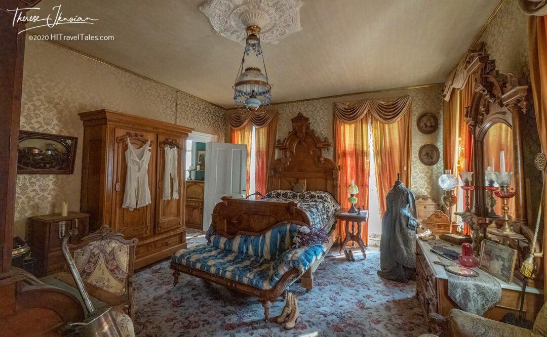 Visit Virginia City Mackay Mansion