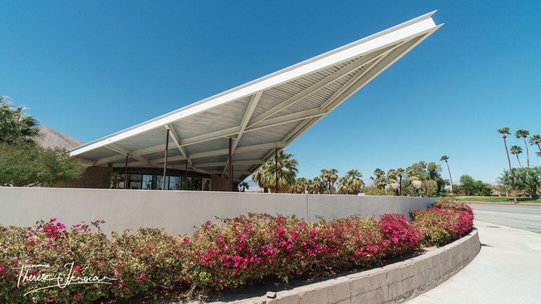 Visitor Center Modern Architecture Tour
