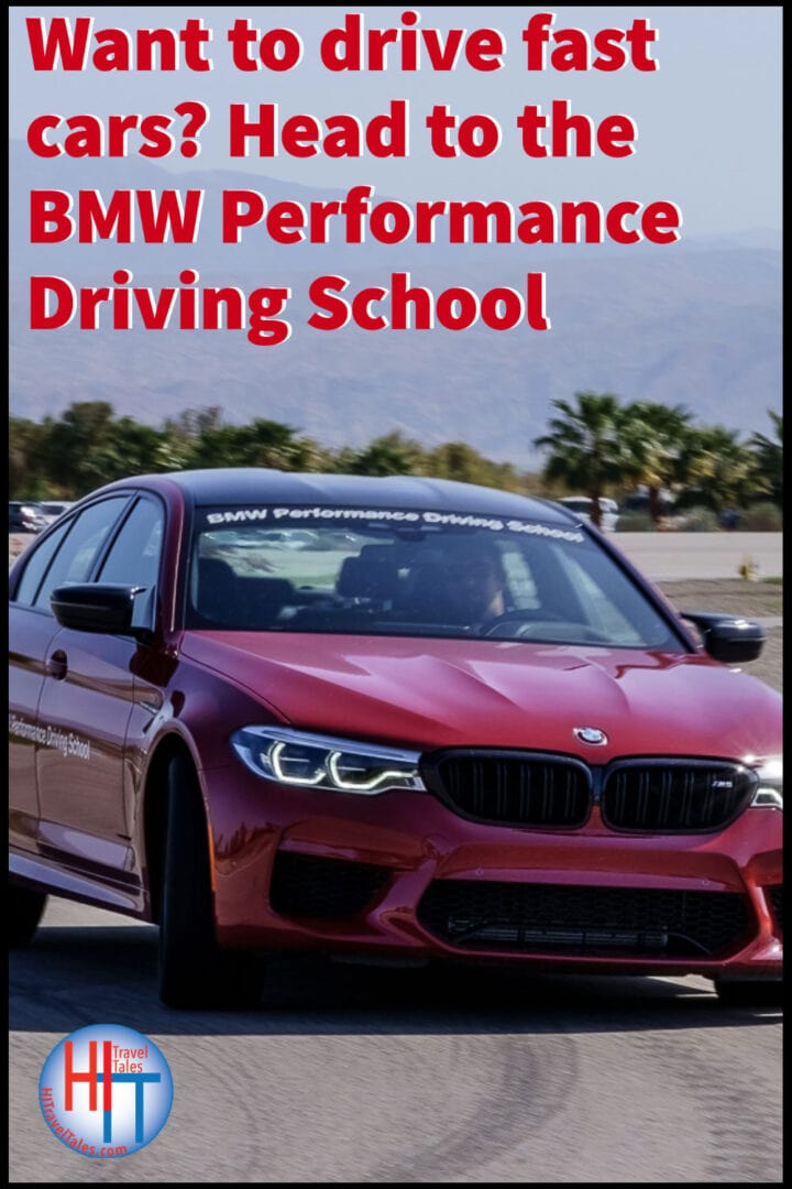 Want To Drive Fast Cars Head To The BMW Performance Driving School