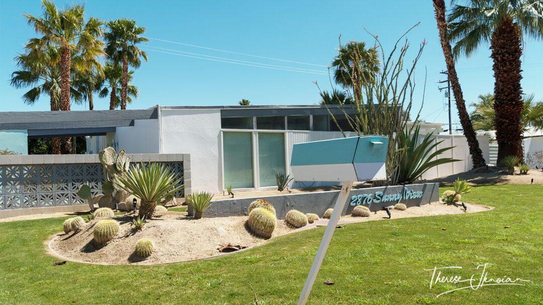 Wexler House Modernist Palm Springs