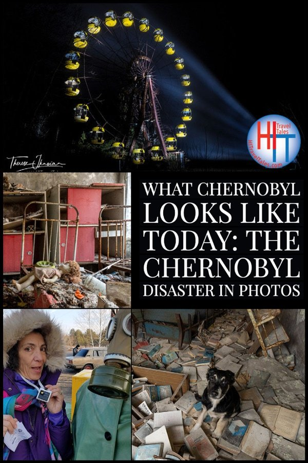 What Chernobyl Looks Like Today The Chernobyl Disaster In Photos