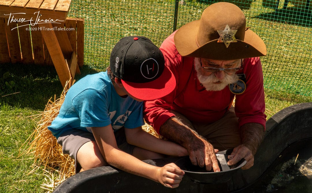 What To Do Gold Panning