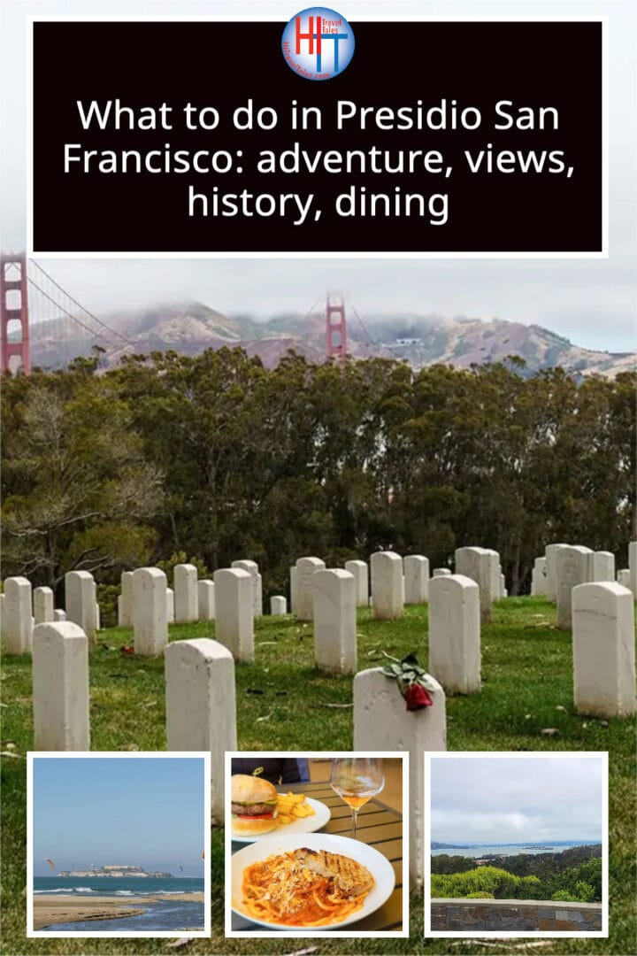 What To Do In Presidio San Francisco Adventure Views History Dining