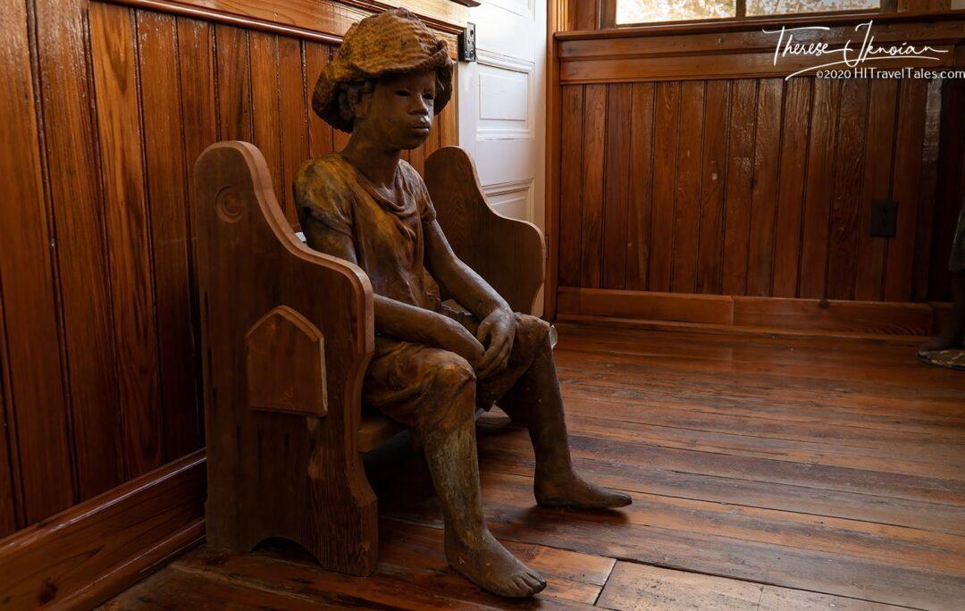 Whitney Plantation Slavery Museum Children